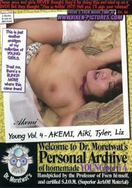 Dr. Moretwats Homemade Porno: Young Vol. 4 Porn Video