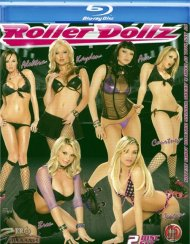 Roller Dollz Blu-ray Box Cover Image