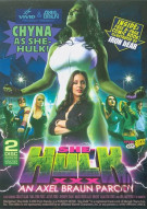 She-Hulk XXX: An Axel Braun Parody Porn Movie