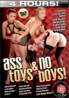Ass Toys & No Boys Porn Movie