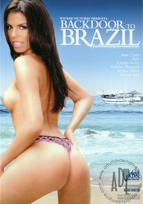 Backdoor To Brazil. Wicked Pictures / Year: 2008. Adult DVDRentalVOD