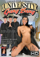 University Gang Bang 13 Porn Movie