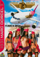 Dorcel Airlines: Flight N' DP 69 (French) Porn Video