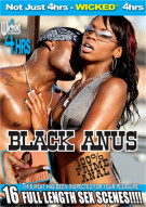 Black Anus Porn Movie