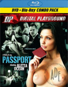 Passport (DVD + Blu-ray Combo) Blu-ray