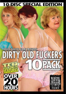 Dirty Old Fuckers 10 Pack Porn Movie