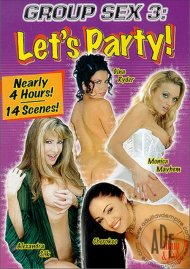 Group Sex 3: Lets Party! Porn Movie