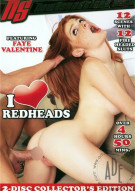 I Love Redheads Porn Movie