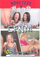 Monsters Of Jizz Vol. 6: CFNM Porn Movie