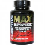 Max Testosterone - 60 count Sex Toy