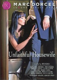 Unfaithful Housewife DVD Box Cover Image