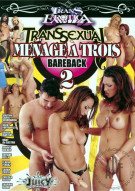 Transsexual Menage A Trois Bareback 2 Porn Movie