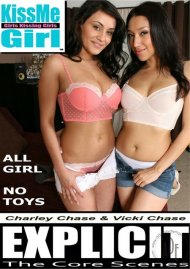 KissMe Girl Explicit: Charley Chase &amp; Vicki Chase Porn Video