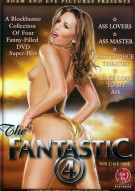 Fantastic 4 Vol. 1, The Porn Movie