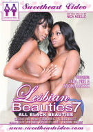 Lesbian Beauties Vol. 7: All Black Beauties Porn Movie