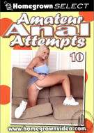 Amateur Anal Attempts 10 Porn Video