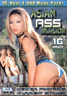 Asian Ass Invasion Porn Movie
