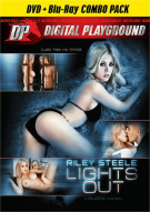 Riley Steele Lights Out (DVD + Blu-ray Combo) Porn Movie
