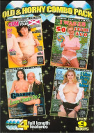 Old &amp; Horny Combo Pack Porn Movie