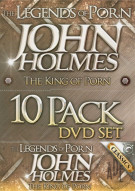 Legends Of Porn John Holmes 10-Pack Porn Movie