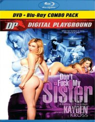 Don't Fuck My Sister (DVD + Blu-ray Combo) Blu-ray Box Cover Image