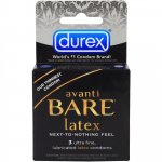 Durex Avanti Bare - 3 Pack Sex Toy