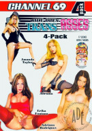 Wide Open Trans Asses 4-Pack Porn Movie