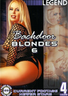 Backdoor Blondes 6 Porn Video
