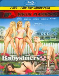 Babysitters 2 (DVD + Blu-ray Combo) Blu-ray