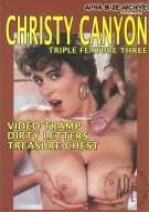 Christy Canyon Triple Feature 3 Porn Movie