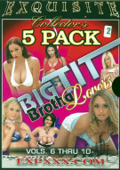 Big Tit Brotha Lovers Vol. 6-10 Porn Movie