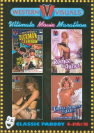 Ultimate Movie Marathon: Classic Parody 4-Pack Porn Movie
