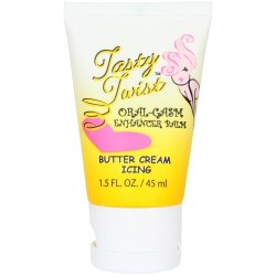 Tasty Twist Oral-Gasm Enhancing Balm - Buttercream Icing - 1.5 oz. Image