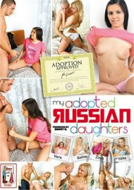 My Adopted Russian Daughters DVD Box Cover Image