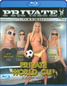 Private World Cup: Soccer Wives Blu-ray