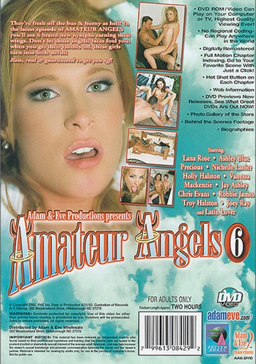Amateur Angels 6. Adam & Eve / Year: 2002
