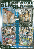 Black Anal Vol. 1 (4 Pack) Porn Movie