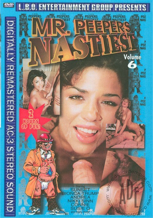 Mr. Peepers Nastiest Vol. 6 Porn Movie View BackWrite a Review