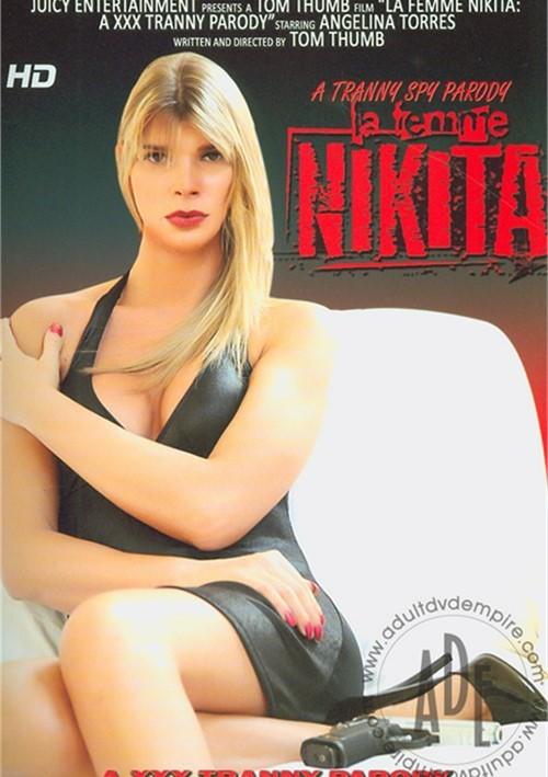 Le Femme Nikita: A Tranny Spy Parody Porn Movie View BackWrite a Review