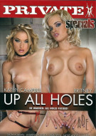 Up All Holes Porn Video