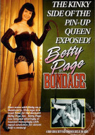 Betty Page in Bondage Porn Movie