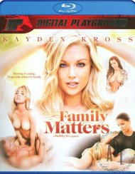 Family Matters DVD Box Cover Image