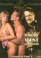 Randy West And Friends Porn Movie 4 discs. Randy West And Friends