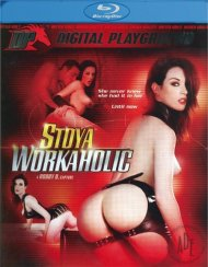 Stoya Workaholic DVD Box Cover Image