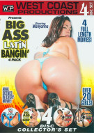Big Ass Latin Bangin 4 Pack Porn Movie