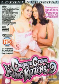 Cougars Crave Young Kittens #9 Porn Video