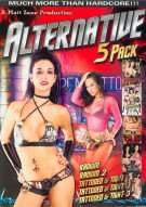 Alternative 5-Pack Porn Movie