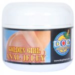 Golden Girl Anal Jelly Sex Toy