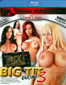 Jacks Playground: Big Tit Show 3 Blu-ray
