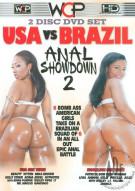 USA Vs Brazil Anal Showdown 2 Porn Movie